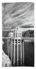 Hoover Dam Intake Towers No. 1-1 Hand Towel