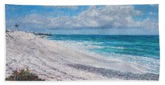Hope Town Beach Hand Towel