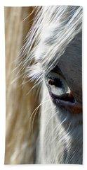 Horse Eye Hand Towel