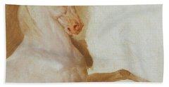 Horse Of Joachim Murat Bath Towel