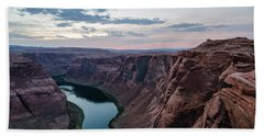 Horseshoe Bend No. 2 Hand Towel