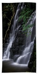 Horseshoe Falls Hand Towel by Brad Grove