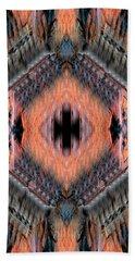 Horsetail Falls Meditation Hand Towel