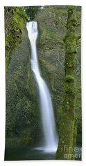 Horsetail Falls Hand Towel