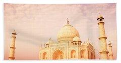 Hot Taj Mahal Bath Towel