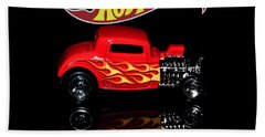 Hot Wheels '32 Ford Hot Rod Hand Towel