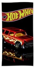 Hot Wheels '55 Chevy Nomad 2 Bath Towel