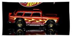 Hot Wheels '55 Chevy Nomad Bath Towel