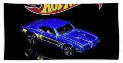 Hot Wheels '67 Pontiac Firebird 400-2 Bath Towel
