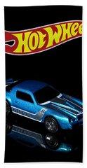 Hot Wheels 67 Pontiac Firebird 400-3 Bath Towel