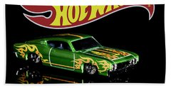 Hot Wheels '69 Ford Torino Talladega Hand Towel