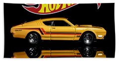 Hot Wheels '69 Mercury Cyclone Hand Towel