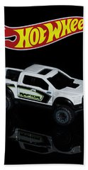 Hot Wheels Ford F-150 Raptor Hand Towel
