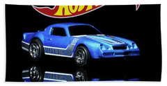 Hot Wheels Gm Camaro Z28 Hand Towel