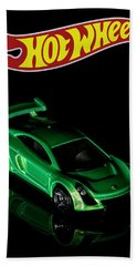 Hot Wheels Mastretta Mxr Hand Towel