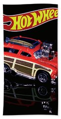 Hot Wheels Surf 'n' Turf Hand Towel
