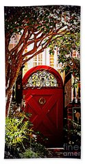 House Door 5 In Charleston Sc  Hand Towel