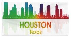 Houston Tx Hand Towel