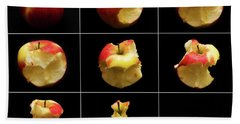 How To Eat An Apple In 9 Easy Steps Hand Towel