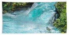Huka Falls Bath Towel