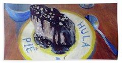 Hula Pie Ice Cream Dessert Bath Towel