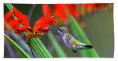 Hummer Lunch Hand Towel