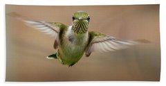 Hummingbird Hand Towel