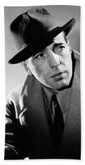 Humphrey Bogart Bath Towel by Mountain Dreams