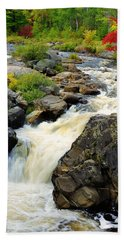 Hungary Trout Falls Hand Towel