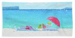 Hyams Beach Jervis Bay Bath Towel