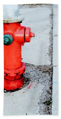 Hydrant Hand Towel
