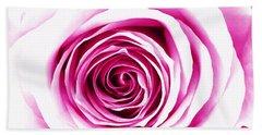 Hypnotic Pink Hand Towel