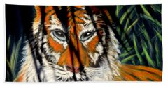 Bath Towel featuring the photograph I A M  4 by Antonia Citrino