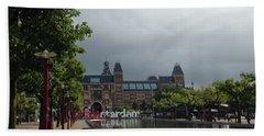 I Amsterdam Hand Towel