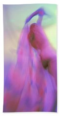 Bath Towel featuring the photograph I Dream In Colors by Joe Kozlowski