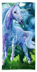 I Dream Of Unicorns Bath Towel