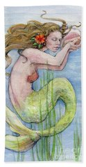 Mermaid Bath Towel