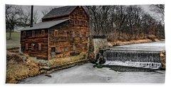 Ice Mill Bath Towel