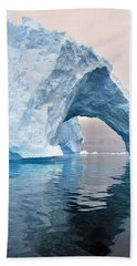 Iceberg Alley Bath Towel by Tony Beck