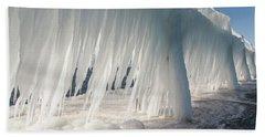 Iced Catwalk Bath Towel