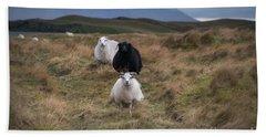 Icelandic Sheep Bath Towel