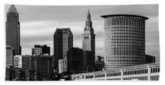 Iconic Cleveland Bath Towel