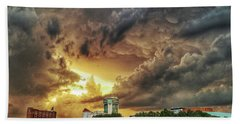 Ict Storm - From Smrt-phn L Hand Towel