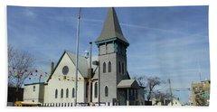 Iglesia Metodista Unida Church Hand Towel