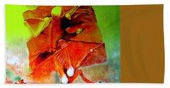Ikar Hand Towel by Henryk Gorecki