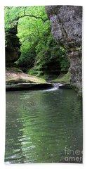Illinois Canyon Summer Bath Towel