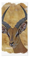 Impala Bath Towel