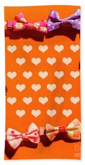 In Love Of Fashion Styling Hand Towel