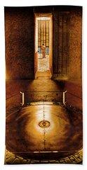 Paris, France - In Memory Bath Towel