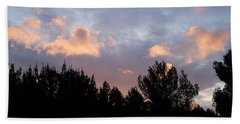 In The Clouds Hand Towel